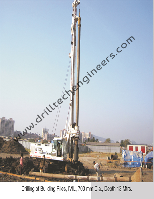 Micro Piling Works