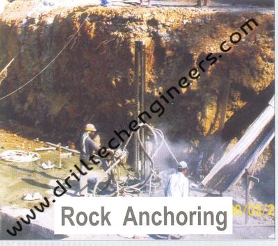 Rock Anchoring