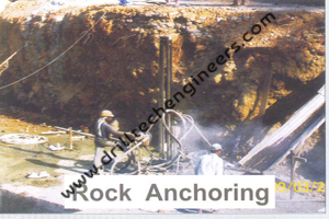 Rock Anchoring