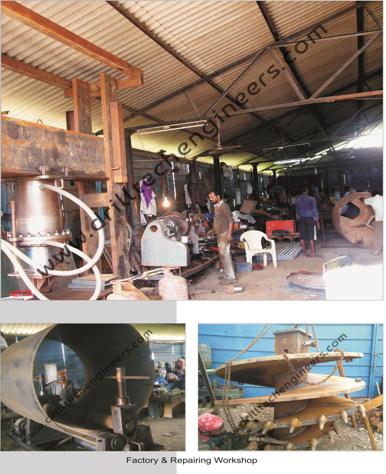 Our Factory & Repairing Works